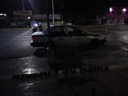 atacan a taxista en r99 (6)
