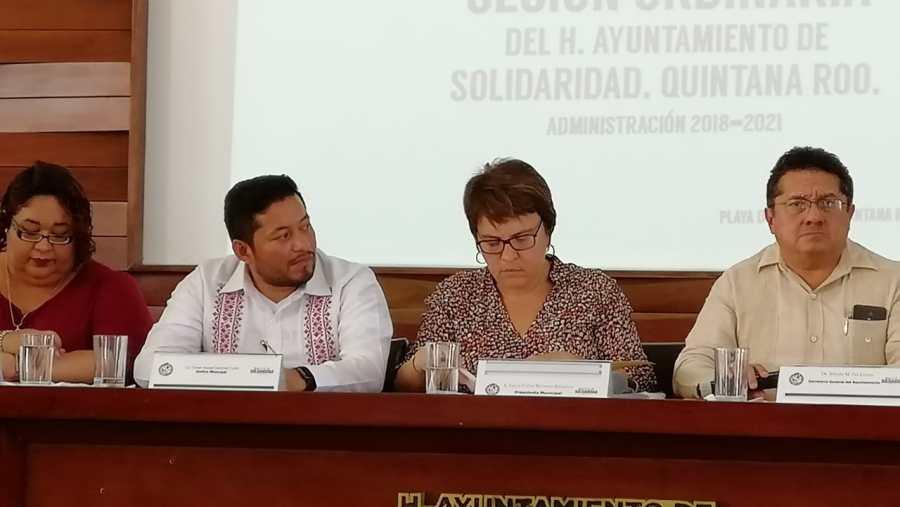 por privatizar la feria, cabildo reclama a Laura Beristain
