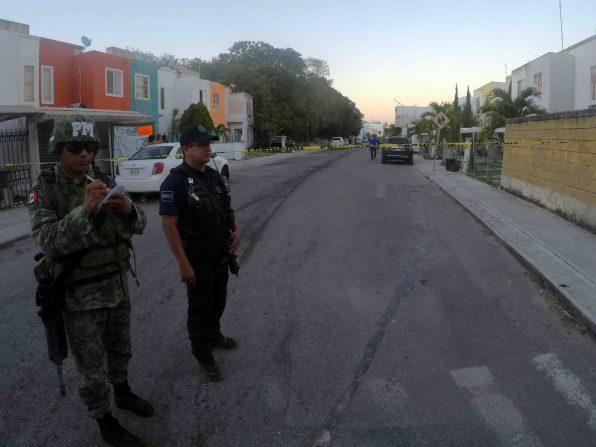 violencia en Playa del Carmen