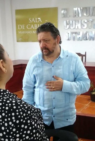 Juan de la Luz Enríquez Kanfachi.