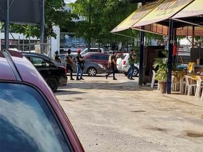 CONVIERTEN A CULIACÁN EN ZONA DE GUERRA: Reportan balaceras en distintos puntos de la capital de Sinaloa por operativo contra el hijo de 'El Chapo'