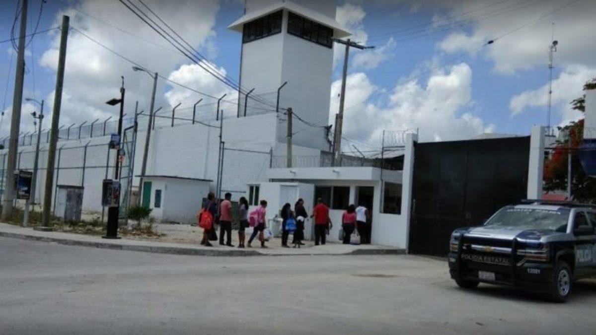 Juzgado otorga amparo a 17 reos de la cárcel de Cancún