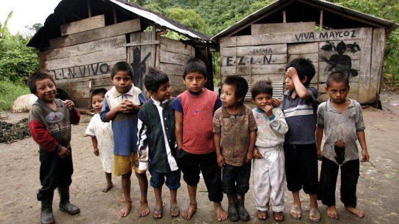 CHIAPAS | Nueve de cada diez menores vivirán en pobreza o extrema pobreza