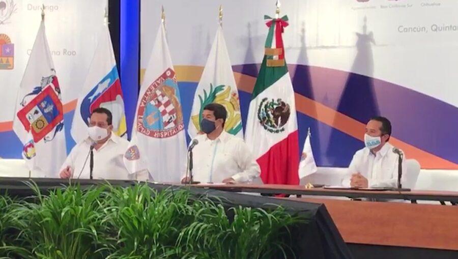 Que las alianzas políticas de las próximas elecciones se construyan localmente, pide Javier Corral