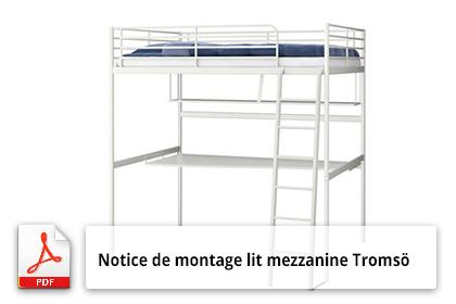 Notice Montage Lit Ikea