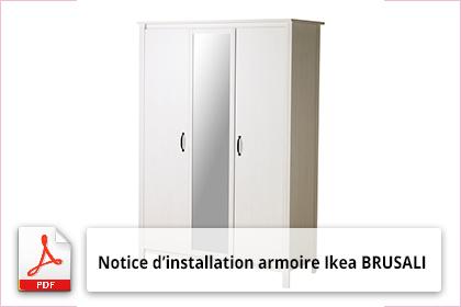 Notice Dinstallation Et Conseils Dutilisation Armoire Ikea