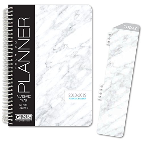 5.5″x8″ Daily Planner/Weekly Planner/Monthly Planner