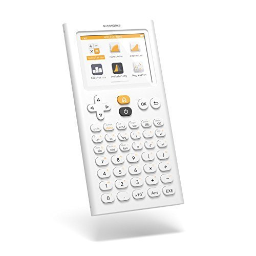 Casio Touchscreen with Stylus Graphing Calculator, 4.8 fx