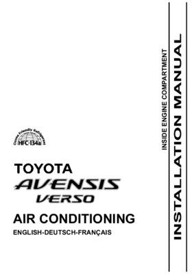 Reglage Phare Toyota Avensis.pdf notice & manuel d'utilisation