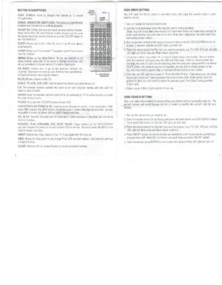 Jumbo Universal Remote.pdf notice & manuel d'utilisation