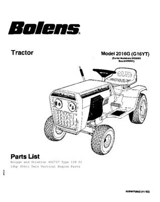 Briggs Stratton 16 Hp V Twin Vanguard.pdf notice & manuel