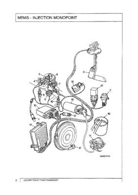 Injection Monopoint Marelli.pdf notice & manuel d'utilisation