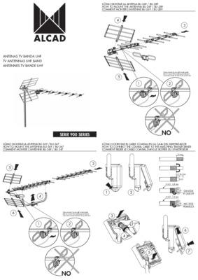 Amplificateur Alcad 903 Al 000.pdf notice & manuel d