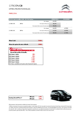 Citroen C8 Fusible.pdf notice & manuel d'utilisation