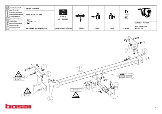 Peugeot 307 2007.pdf notice & manuel d'utilisation