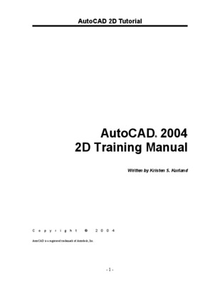 Manual De Autocad 3d.pdf notice & manuel d'utilisation