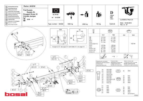 Vue Eclatee Fiat Ducato 2 8.pdf notice & manuel d'utilisation