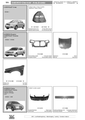Schema Electrique Clignotants Chevrolet Aveo.pdf notice