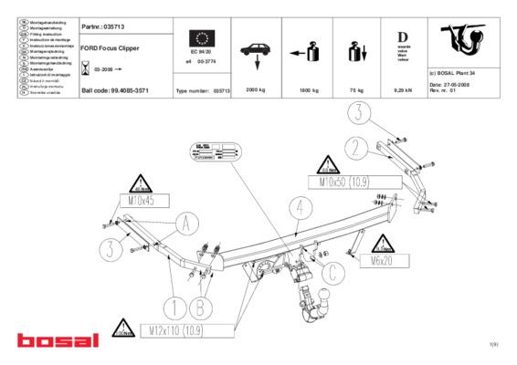 Ford Focus 2008 Manuel.pdf notice & manuel d'utilisation