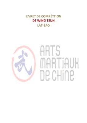 Wing Chun Techniques.pdf notice & manuel d'utilisation