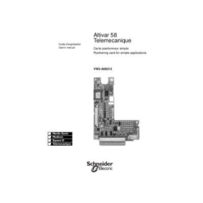 Altivar 16 Telemecanique Listes Des Fichiers Pdf Altivar