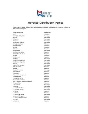 Al Ahdath Al Maghribia.pdf notice & manuel d'utilisation