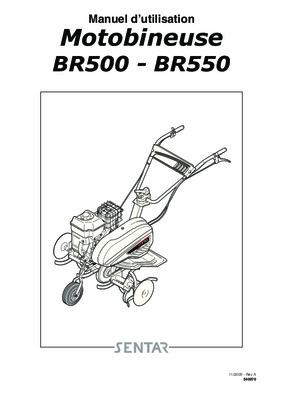 Motobineuse Briggs Stratton.pdf notice & manuel d'utilisation