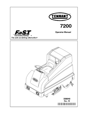 Far 7200.pdf notice & manuel d'utilisation