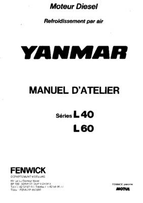 Manuel Yanmar Ys12.pdf notice & manuel d'utilisation