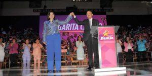 Va la formula Danilo-Margarita