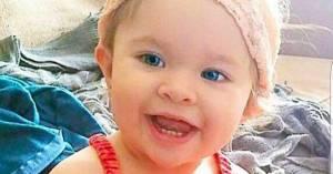 la niña Daisy Lynn Torres