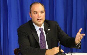 Ministro José del Castillo Saviñon