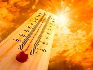 Onamet pronostica pocas lluvias y temperaturas calurosas