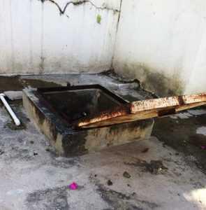 SFM: Infante muere ahogado al caer a cisterna