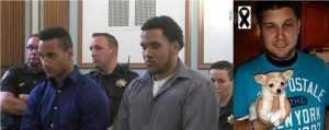 Hermanos dominicanos condenados a 120 años por asesinato