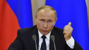 Putin sugiere entregar datos de conversación Trump-Lavrov