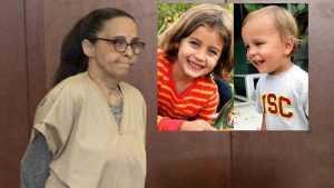 Niñera santiaguera dice usó dos cuchillos para matar niños cuidaba