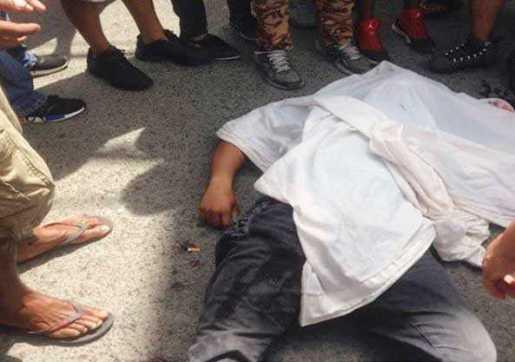 Dirigente FALPO en SFM murió por disparo con escopeta de fabricación casera