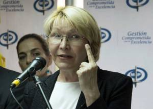 Destituida fiscal venezolana Luisa Ortega Díaz está en Colombia