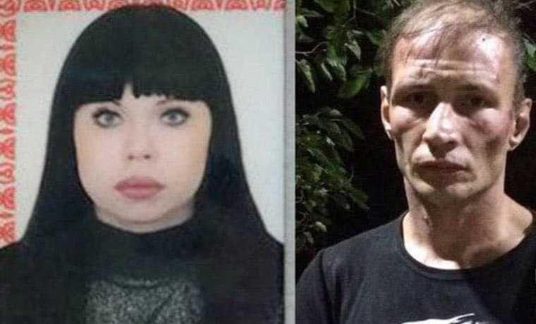 Atrapan en Rusia pareja de Canibales