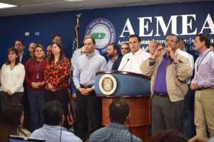 Puerto Rico declara estado de emergencia por huracán María