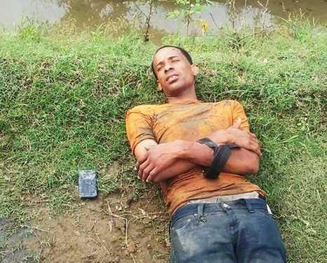 Prisión preventiva para hijo que mató madre en Villa Vásquez