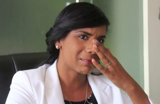Arrestan esposa de Quirinito saldría del RD