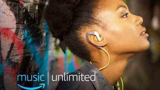 Amazon Music Unlimited se expande a 28 países