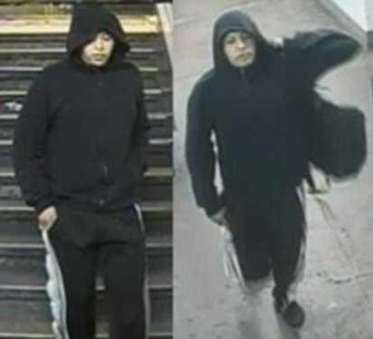 Policía NY persigue hispano por asalto en El Bronx