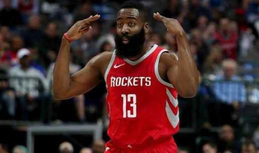 Harden establece histórica marca en NBA