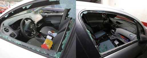 Rompen decenas taxis de dominicanos en Queens para robarle
