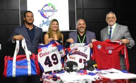 Lidom presenta uniformes para la Serie del Caribe