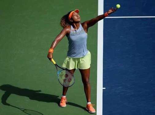 Japonesa Naomi Osaka se proclama  campeona Indian Wells