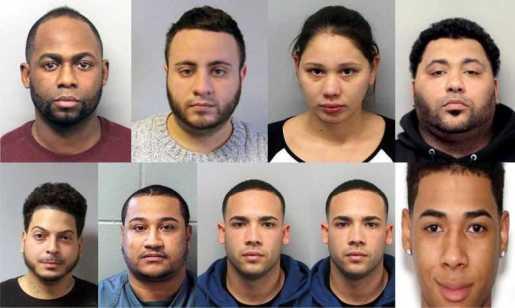Nueva Jersey: Cae banda de narcos dominicanos